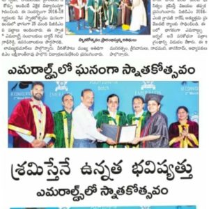 III PGDM CONVOCATION